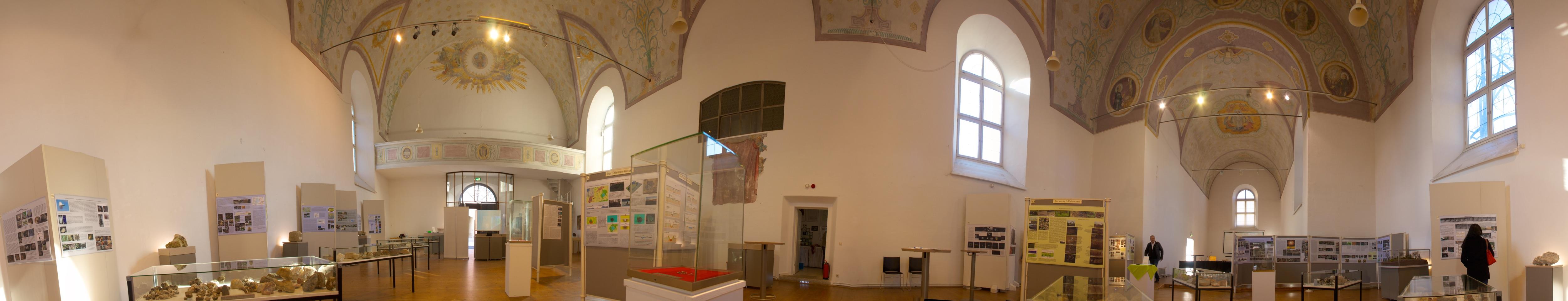 Chiemgau Komet Ausstellung Traunstein