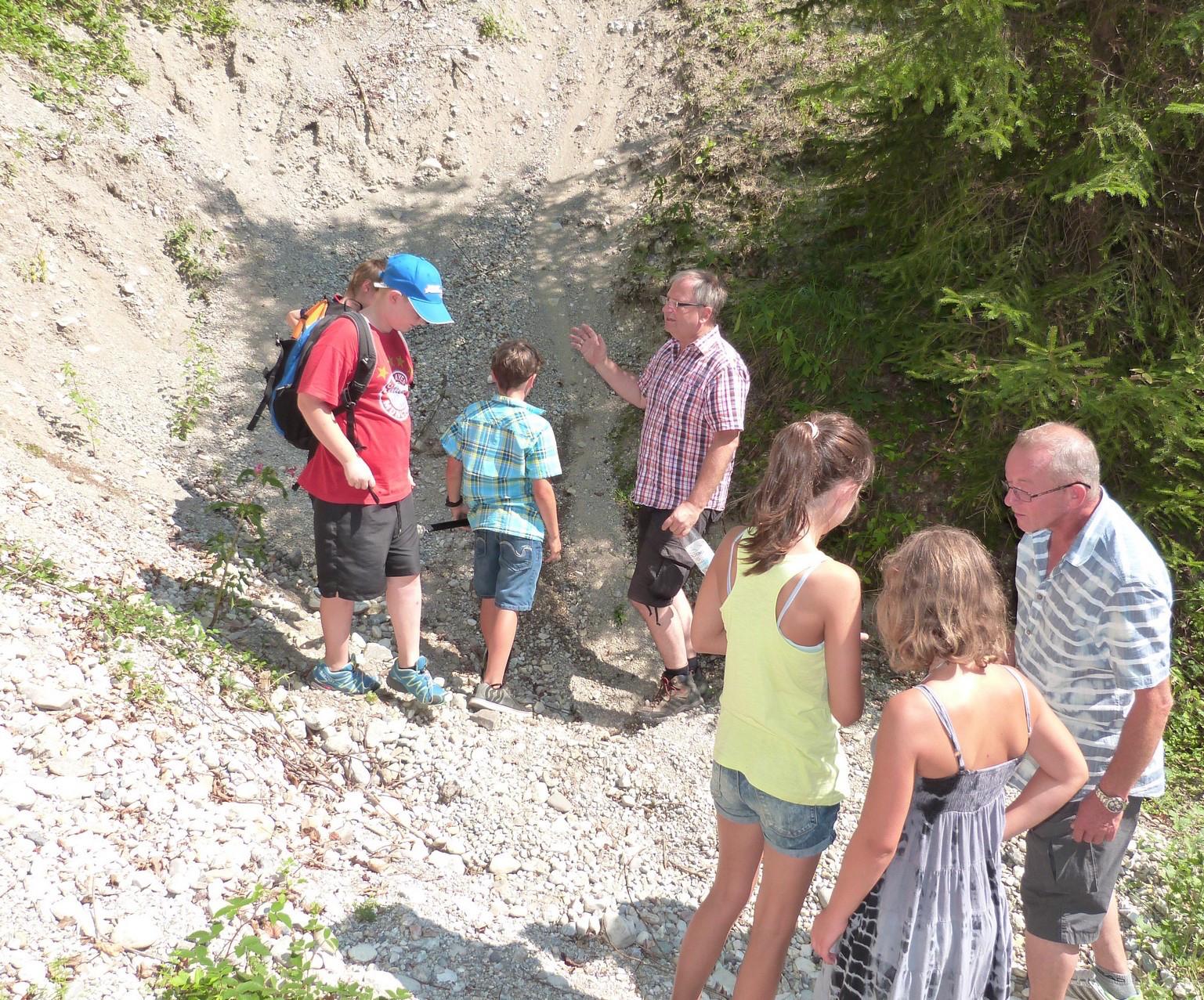 Kinderferienprogramm Grabenstätt Chiemgau-Impakt