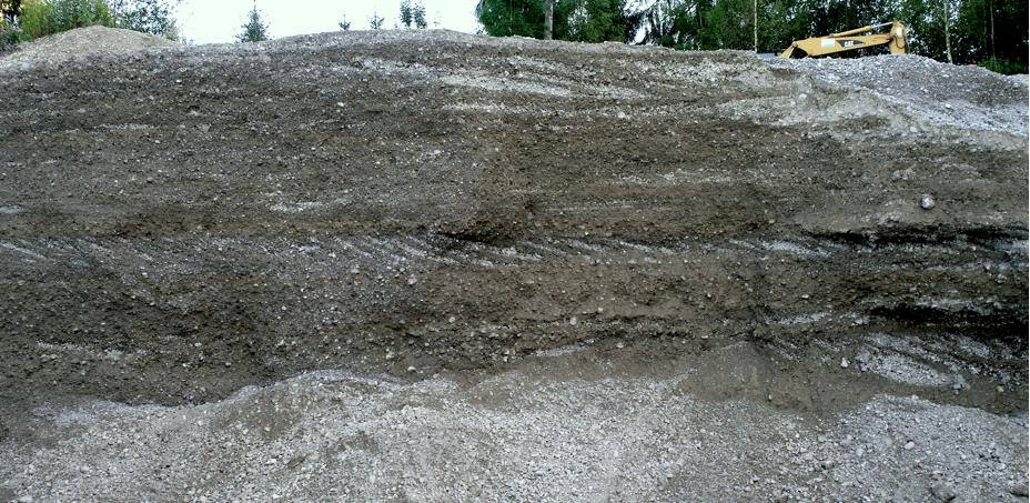 Tsunami Diamiktit Chiemsee Chiemgau-Impakt Lunzberg 3