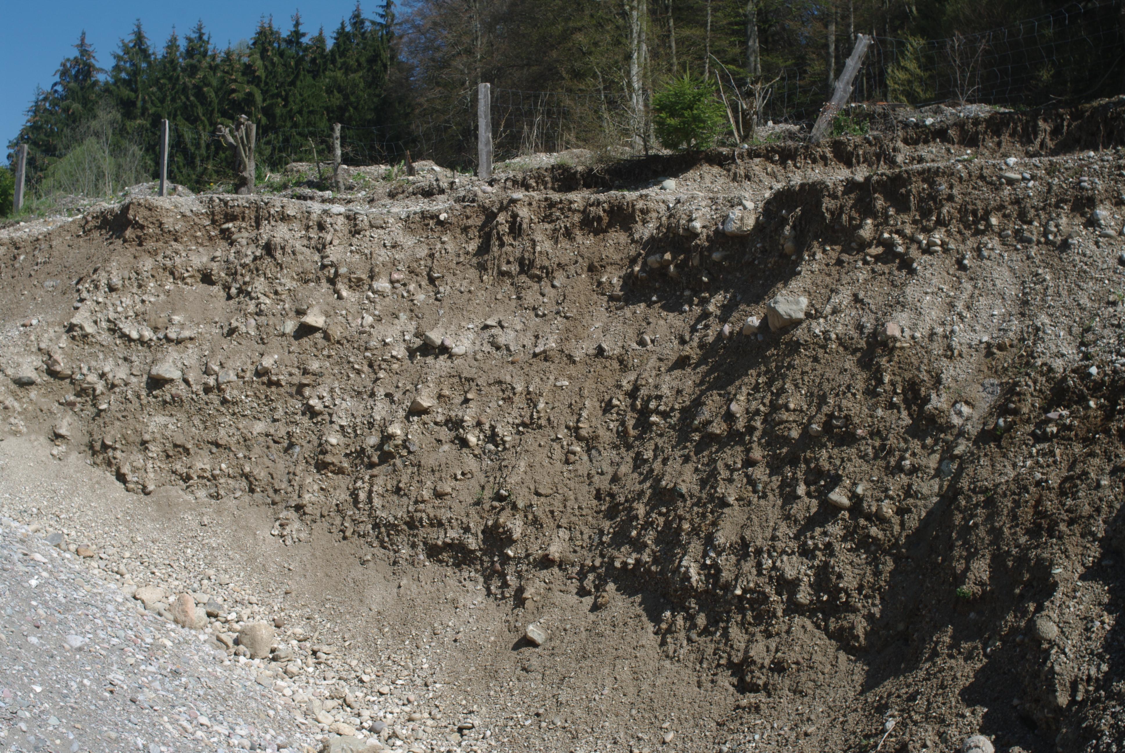 Tsunami Diamiktit Chiemsee Chiemgau-Impakt