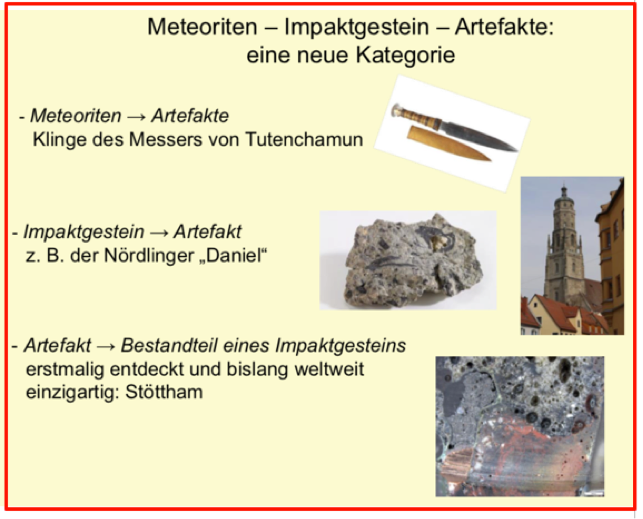 Chiemgau-Impakt Jahresvortrag CIRT 2019 Archäologie-Impaktgeologie Stöttham